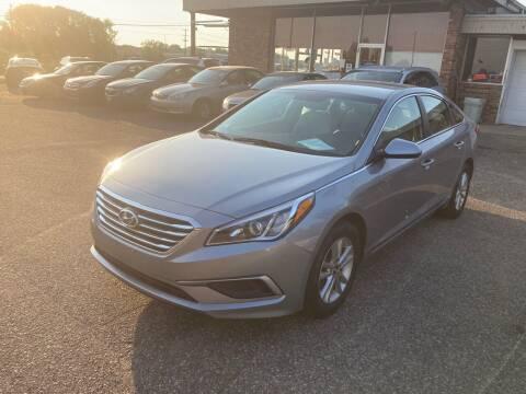 2016 Hyundai Sonata for sale at Northtown Auto Sales in Spring Lake MN