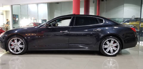 2015 Maserati Quattroporte for sale at Prestige USA Auto Group in Miami FL