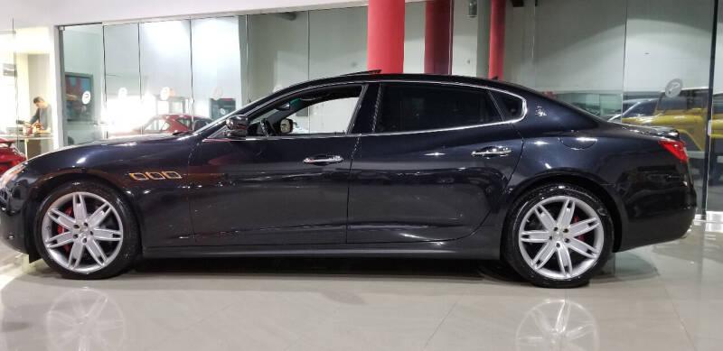 2015 Maserati Quattroporte for sale at Prestige USA Auto Group in Miami FL