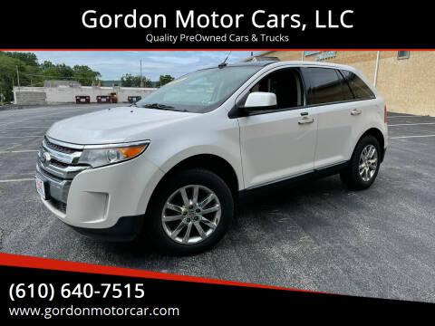 2011 Ford Edge for sale at Gordon Motor Cars, LLC in Frazer PA