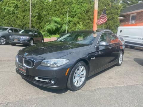 2016 BMW 5 Series for sale at Bloomingdale Auto Group in Bloomingdale NJ