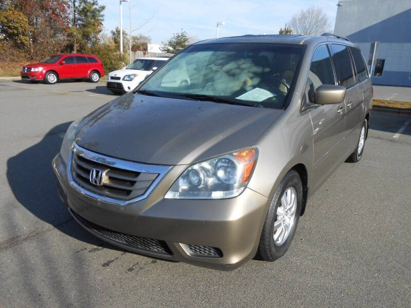 2009 Honda Odyssey for sale at Auto America - Monroe in Monroe NC