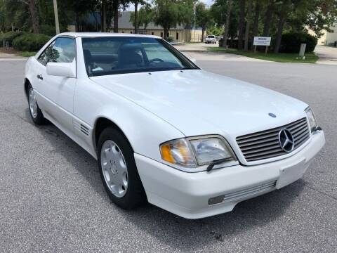 1995 Mercedes-Benz SL-Class for sale at Global Auto Exchange in Longwood FL