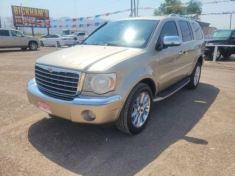 2008 Chrysler Aspen for sale at Bickham Used Cars in Alamogordo NM