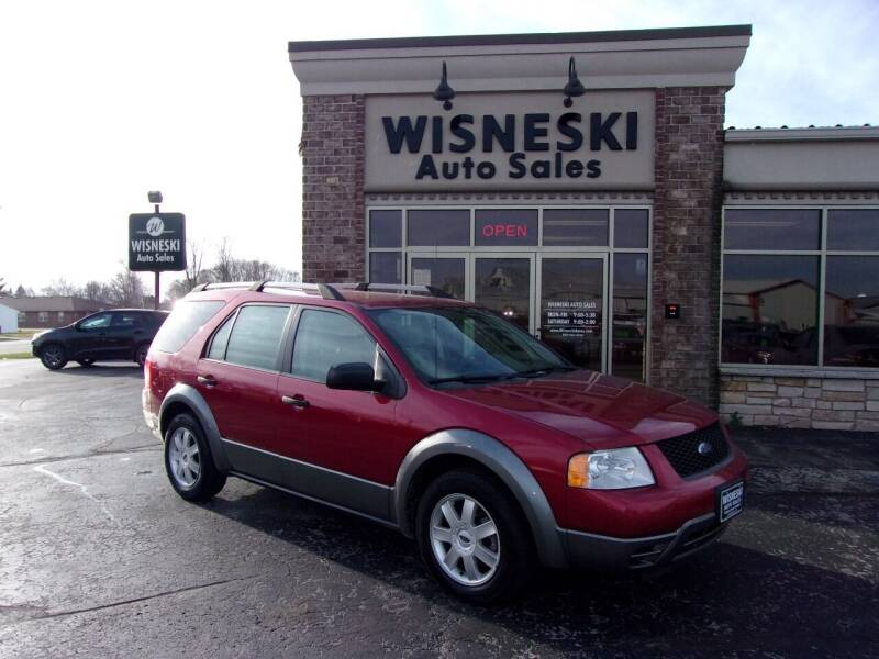 2006 Ford Freestyle for sale at Wisneski Auto Sales, Inc. in Green Bay WI