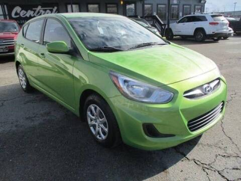 2014 Hyundai Accent for sale at Central Auto in South Salt Lake UT