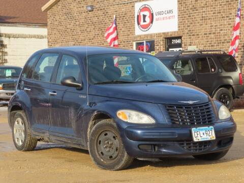 2005 Chrysler PT Cruiser for sale at Big Man Motors in Farmington MN