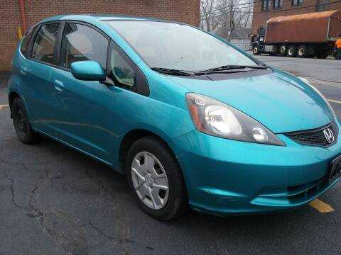 2013 Honda Fit for sale at Drive Deleon in Yonkers NY