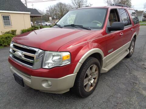 2008 Ford Expedition for sale at Liberty Motors in Chesapeake VA