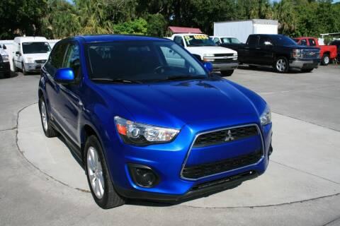 2015 Mitsubishi Outlander Sport for sale at Mike's Trucks & Cars in Port Orange FL