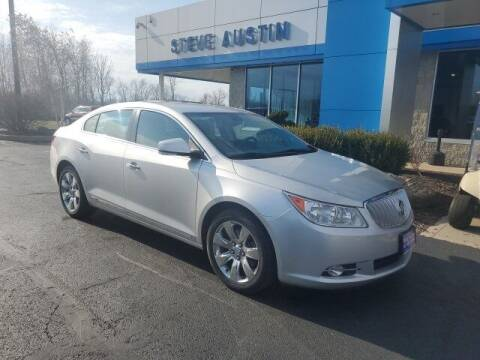 2011 Buick LaCrosse for sale at Austins At The Lake in Lakeview OH