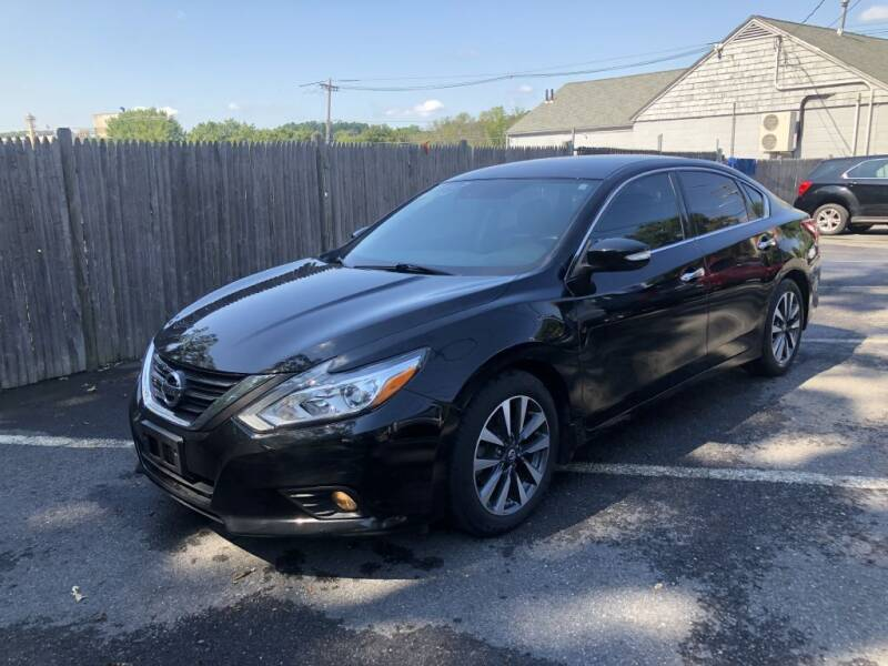 2016 Nissan Altima for sale at LARIN AUTO in Norwood MA