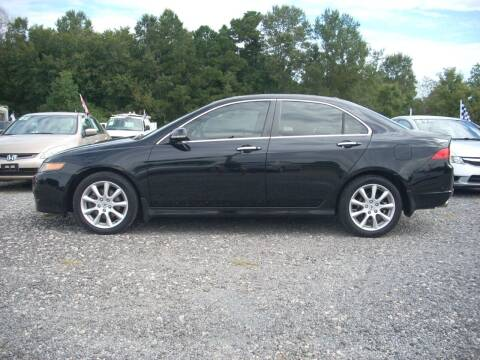2006 Acura TSX for sale at Car Check Auto Sales in Conway SC