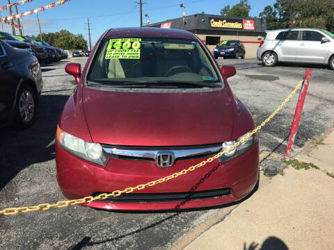 2006 Honda Civic for sale at Credit Connection Auto Sales Inc. HARRISBURG in Harrisburg PA