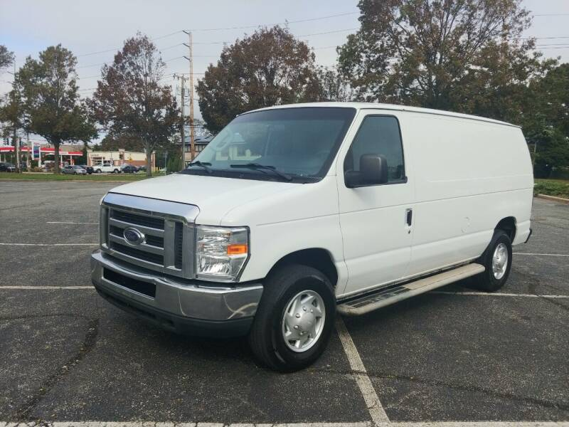 2013 Ford E-Series Cargo for sale at Viking Auto Group in Bethpage NY