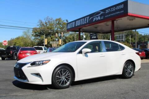 2017 Lexus ES 350 for sale at Deals N Wheels 306 in Burlington NJ