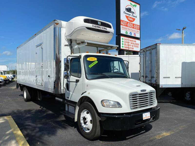 2012 Freightliner M2 106 for sale at Orange Truck Sales in Orlando FL