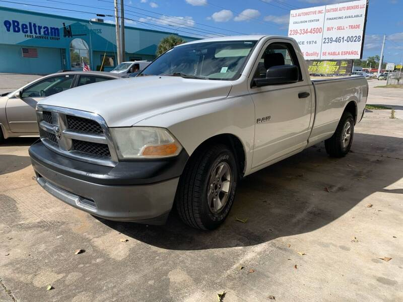 2010 Dodge Ram Pickup 1500 for sale at Eastside Auto Brokers LLC in Fort Myers FL