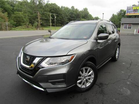 2018 Nissan Rogue for sale at Guarantee Automaxx in Stafford VA