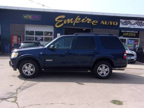 2008 Ford Explorer for sale at Empire Auto Sales in Sioux Falls SD