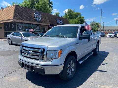 2012 Ford F-150 for sale at Billy Auto Sales in Redford MI