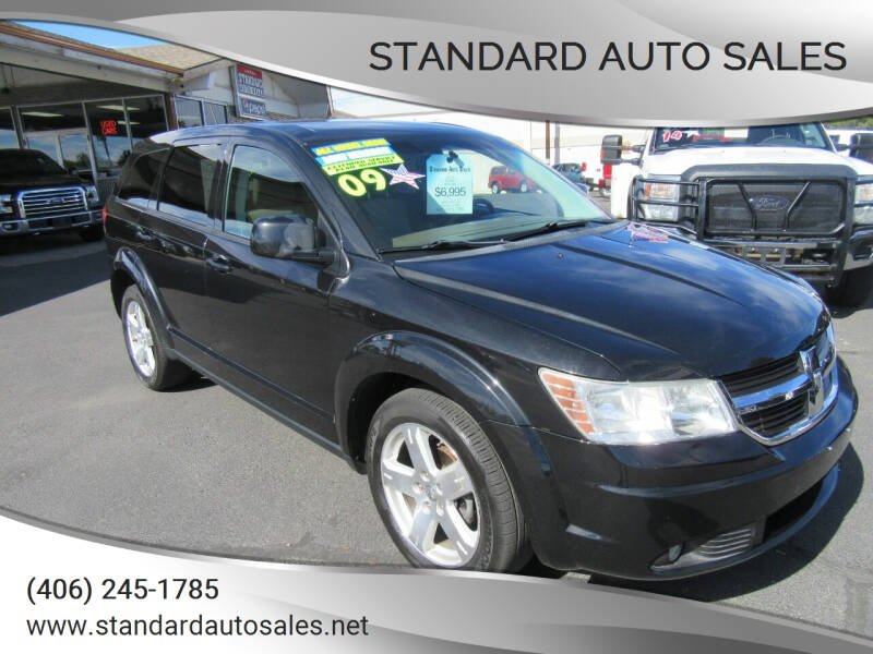 2009 Dodge Journey for sale at Standard Auto Sales in Billings MT