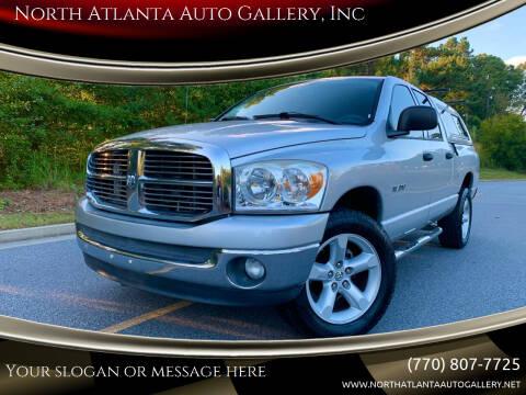 2008 Dodge Ram Pickup 1500 for sale at North Atlanta Auto Gallery, Inc in Alpharetta GA