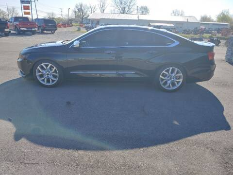 2015 Chevrolet Impala for sale at Wildfire Motors in Richmond IN