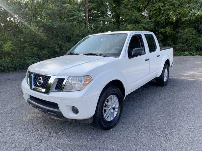 2015 Nissan Frontier for sale at Rock Point Auto Sales in Chattanooga TN