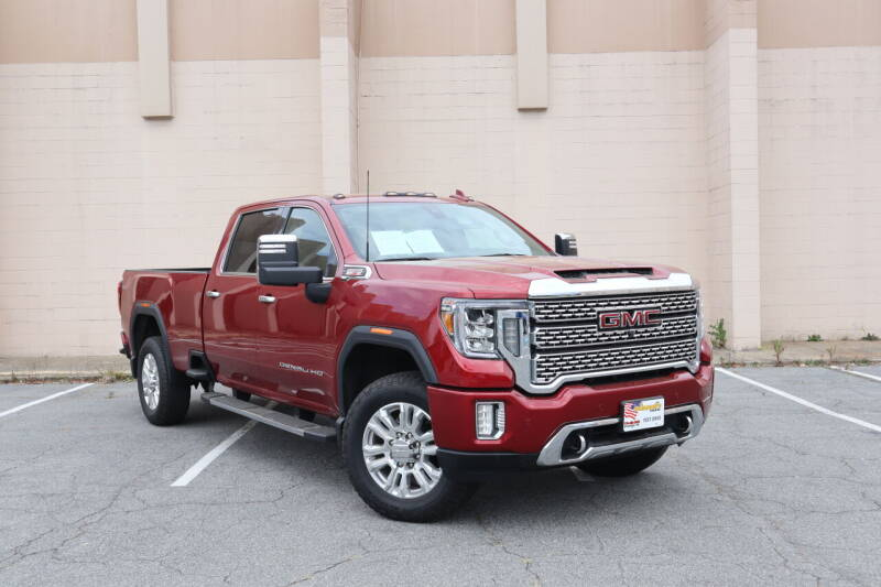 2020 GMC Sierra 3500HD for sale at El Compadre Trucks in Doraville GA