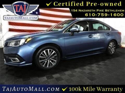 2018 Subaru Legacy for sale at Taj Auto Mall in Bethlehem PA