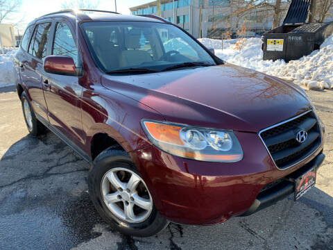 2007 Hyundai Santa Fe for sale at JerseyMotorsInc.com in Teterboro NJ