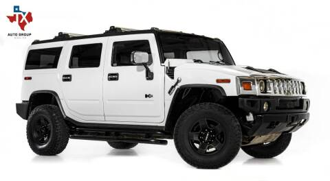 2005 HUMMER H2 for sale at TX Auto Group in Houston TX