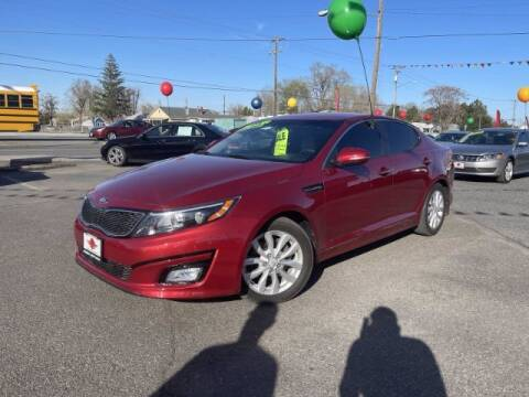 2014 Kia Optima for sale at Alvarez Auto Sales in Kennewick WA