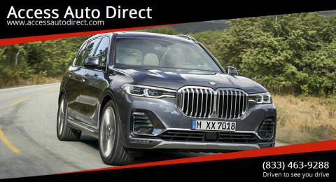 2019 BMW X7 for sale at Access Auto Direct in Baldwin NY