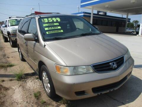 2002 Honda Odyssey for sale at Car One in Warr Acres OK