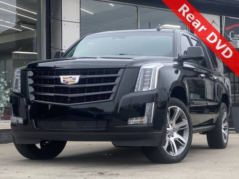 2015 Cadillac Escalade ESV for sale at Carmel Motors in Indianapolis IN