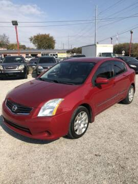 2010 Nissan Sentra for sale at Texas Drive LLC in Garland TX