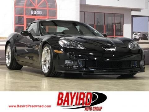 2008 Chevrolet Corvette for sale at Bayird Truck Center in Paragould AR