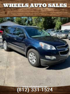 2011 Chevrolet Traverse for sale at Wheels Auto Sales in Bloomington IN