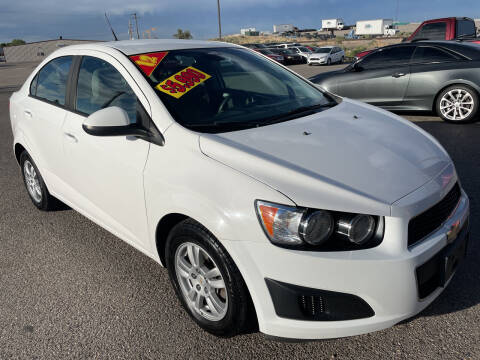 2012 Chevrolet Sonic for sale at Top Line Auto Sales in Idaho Falls ID