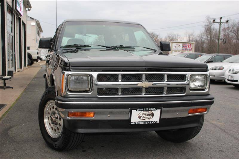 1994 Chevrolet S-10 Blazer for sale in Fredericksburg, VA