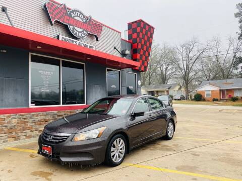 2012 Honda Accord for sale at Chema's Autos & Tires in Tyler TX