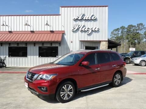2018 Nissan Pathfinder for sale at Grantz Auto Plaza LLC in Lumberton TX