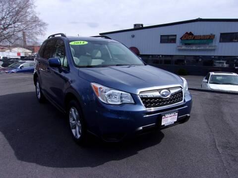 2014 Subaru Forester for sale at Dorman's Auto Center inc. in Pawtucket RI