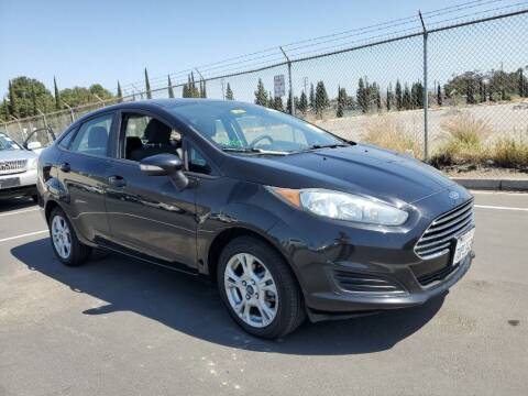 2016 Ford Fiesta for sale at A.I. Monroe Auto Sales in Bountiful UT