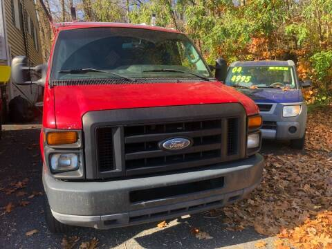 2010 Ford E-Series Cargo for sale at 22nd ST Motors in Quakertown PA