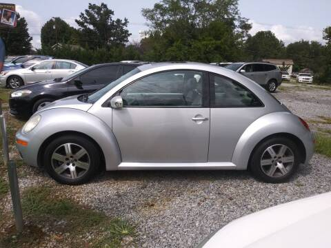 2006 Volkswagen New Beetle for sale at Thompson Auto Sales Inc in Knoxville TN