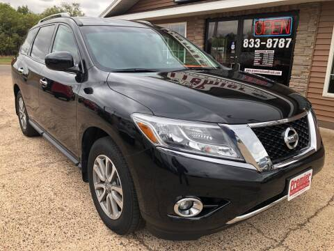 2016 Nissan Pathfinder for sale at Premier Auto & Truck in Chippewa Falls WI