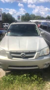 2005 Mazda Tribute for sale at New Start Motors LLC - Rockville in Rockville IN